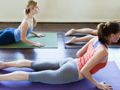 beginners yoga pilates in Milton Keynes